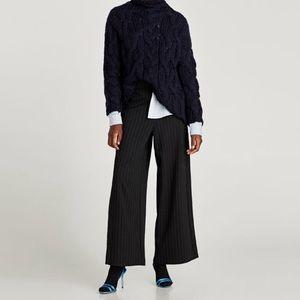 NWT Zara pinstripe pant